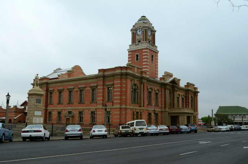 The Harrismith Town Hall