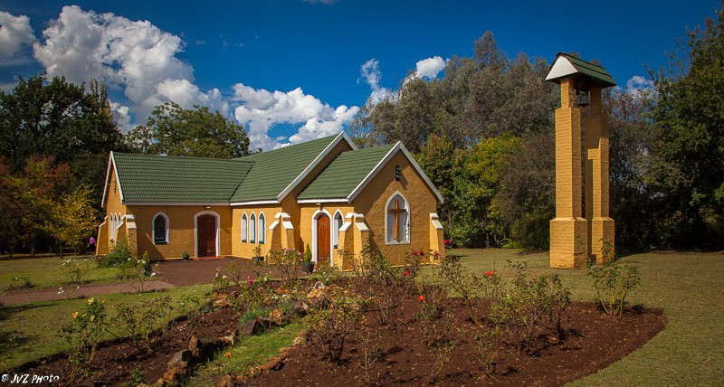St Pauls Anglican Church - Henley on Klip
