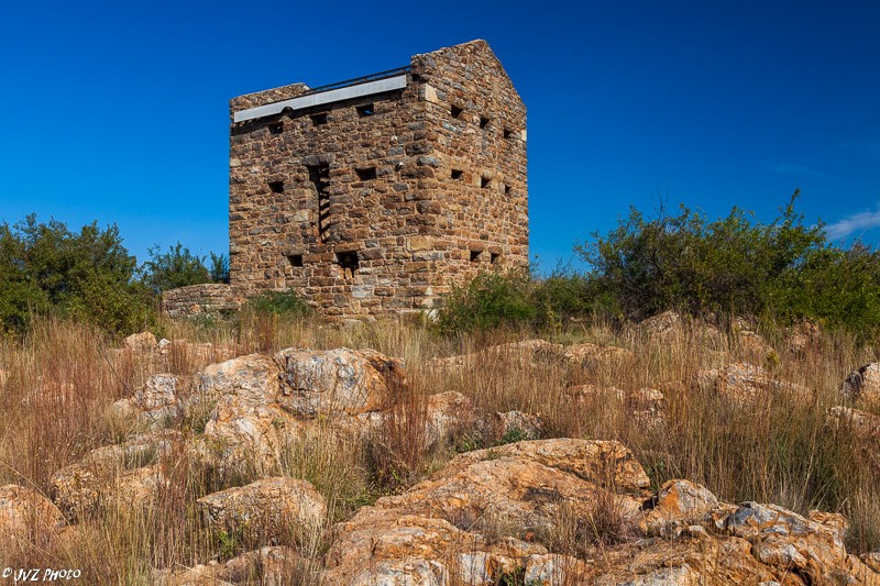 The Witkop Blockhouse