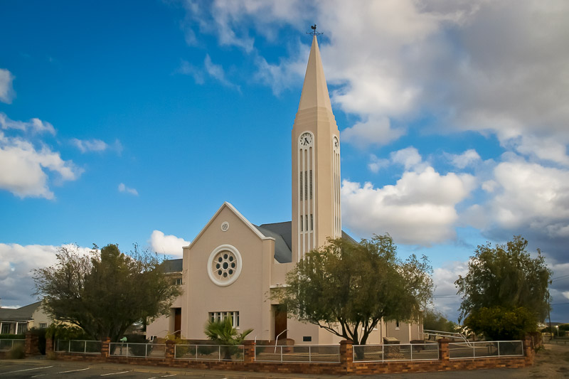 Dutch Reformed Church - Loeriesfontein