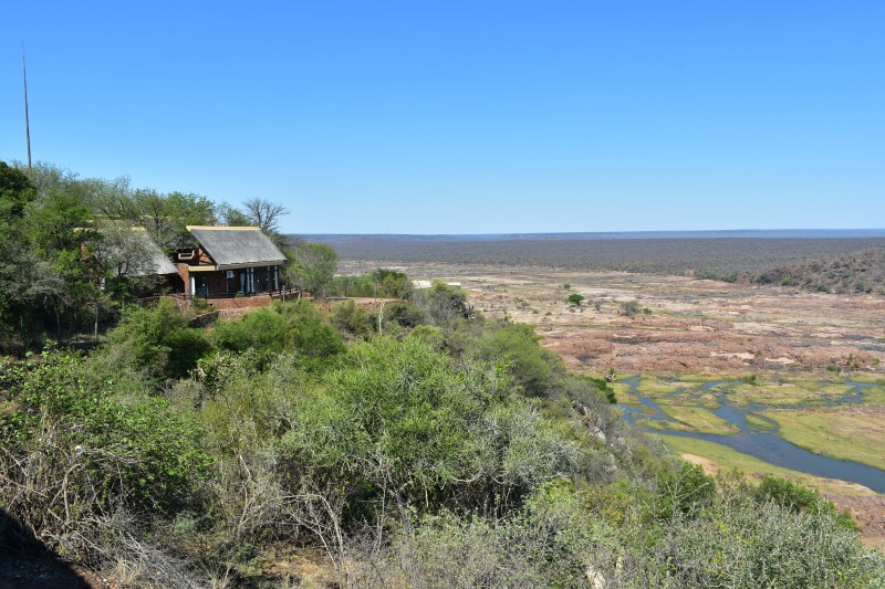 Overlooking the Olifants River