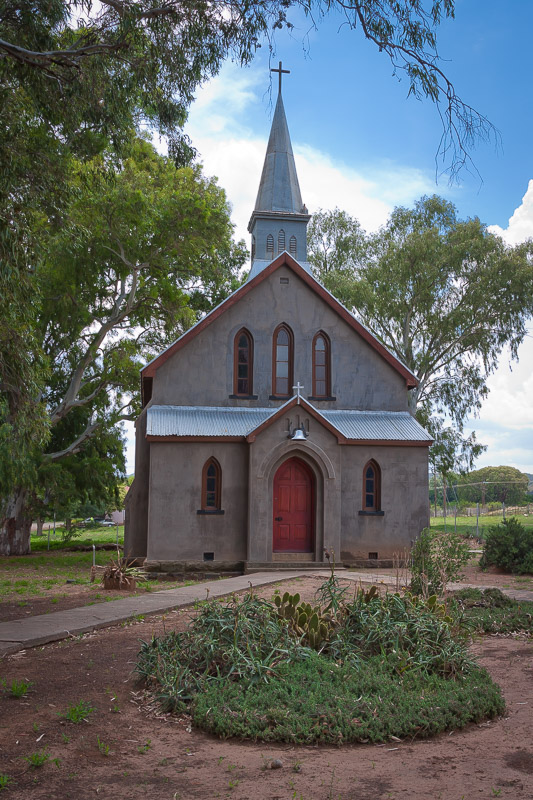 St Paul's Anglican & Methodist Church